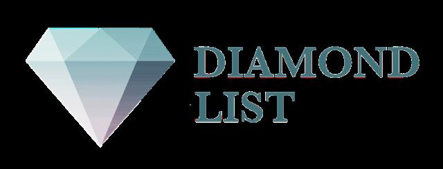 Diamond List Logo New
