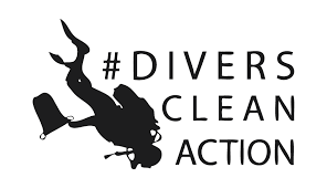 Divers Clean Action Logo