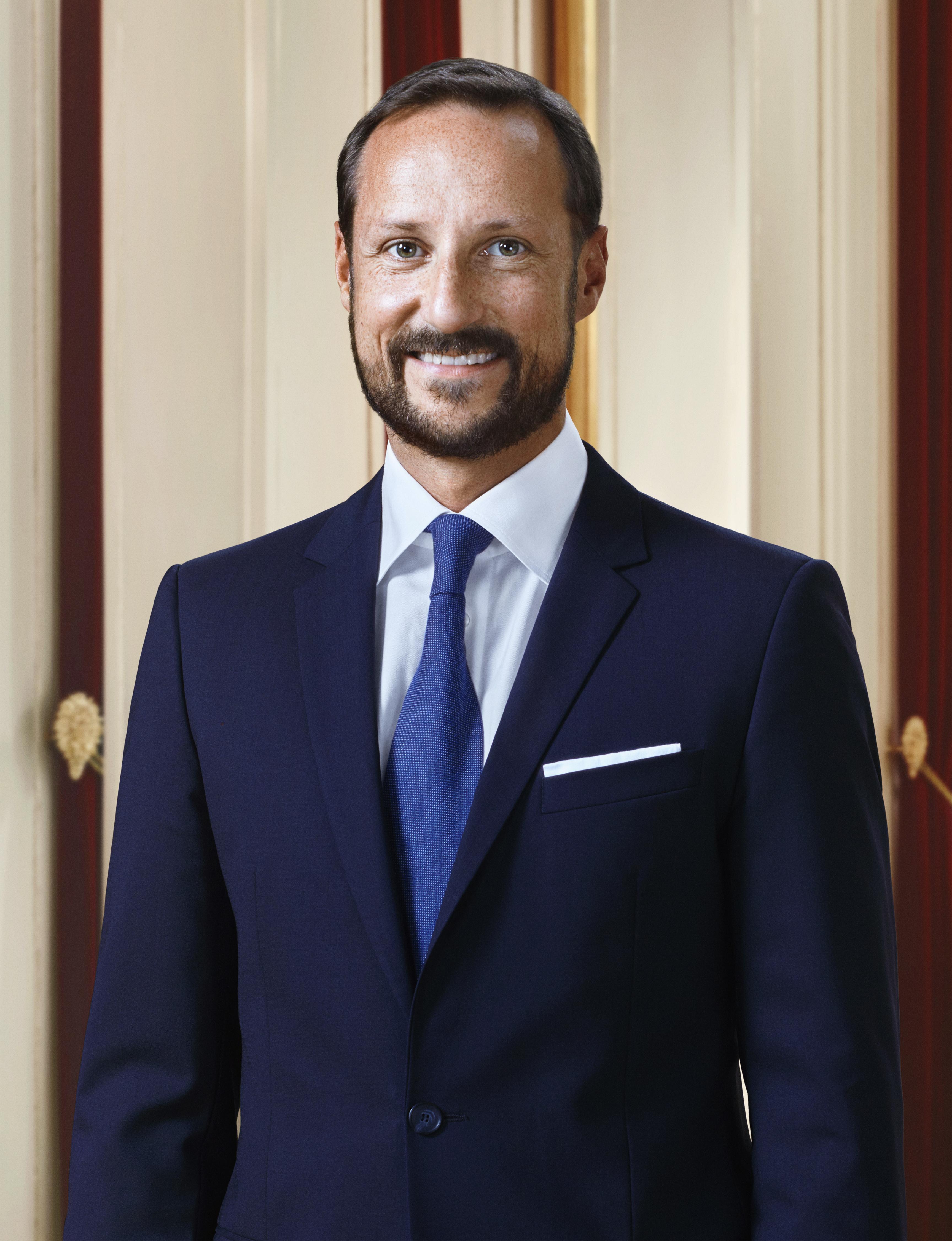 HRH Crown Prince Haakon
