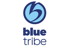 Blue Tribe logo