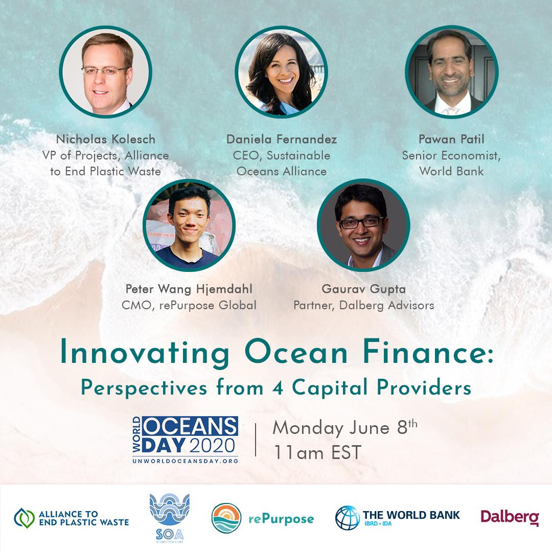 ocean innovation panel