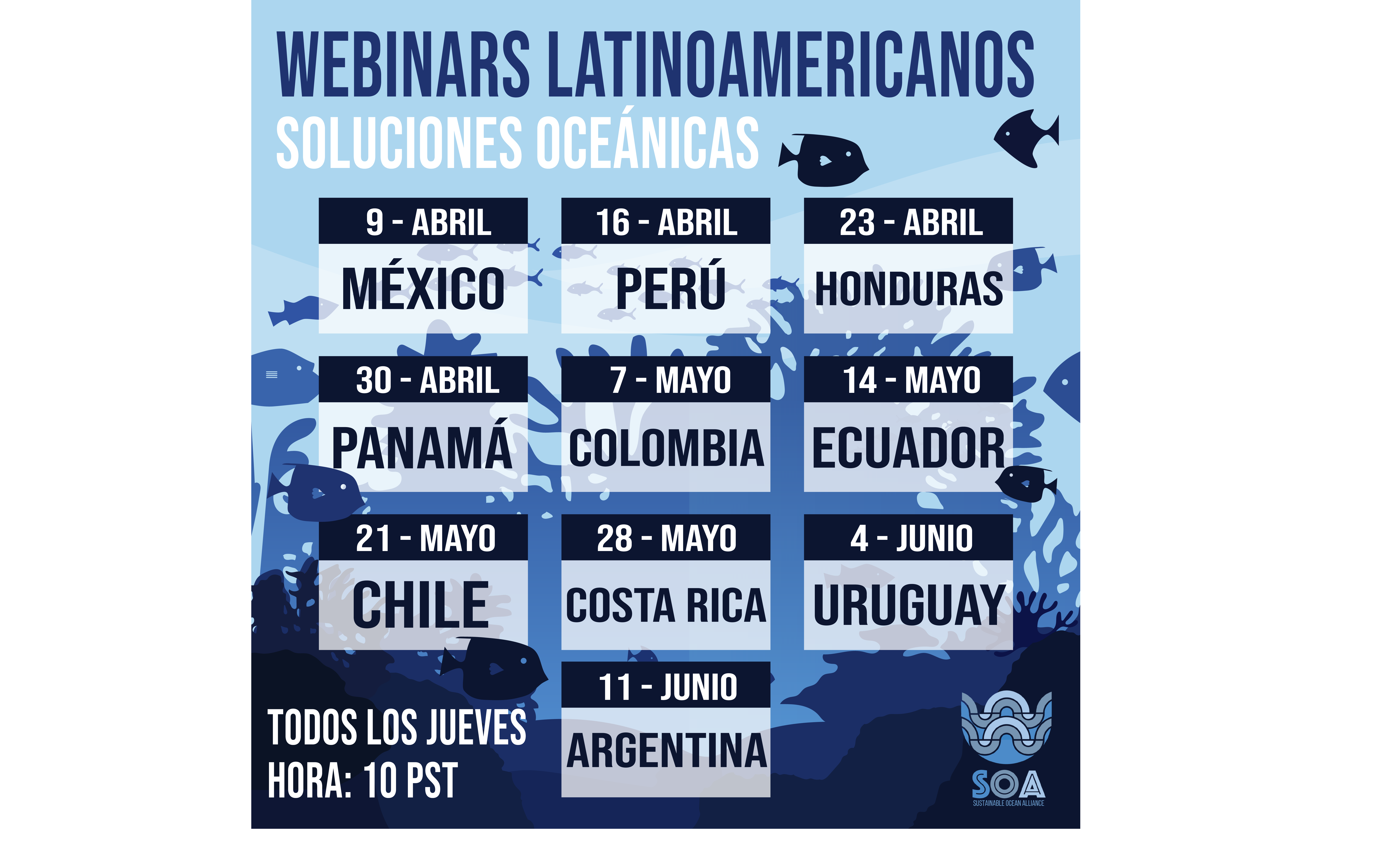webinas latinoamericanos